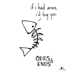 If Only I Had Arms to Hug You With